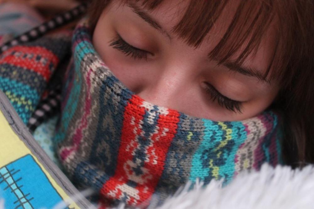 Κρυολόγημα ή γρίπη;